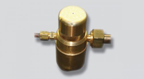 Herrmidifier Dual Pneumatic #AH-940-1<br>Brass Replacement Atomizing Head