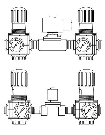 Herrmidifier Dual Pneumatic, Herrmidifier Dual Pneumatic Heads, Herrmidifier Dual Pneumatic Parts, Herrmidifier Atomizing Heads